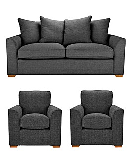 Ripley 3 Sofa Plus 2 chairs