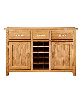 Harrogate Sideboard and Wine Rack