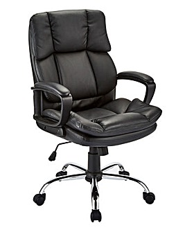 Chicago Faux Leather Office Chair