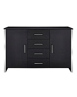 Mono 2 Door 4 Drawer Sideboard