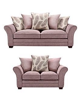 Freya 3 plus 2 Seater Sofa