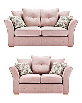 Papillon 3 Seater plus 2 Seater Sofa