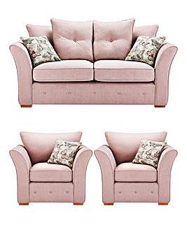 Papillon 3 Seater Sofa plus 2 Chairs