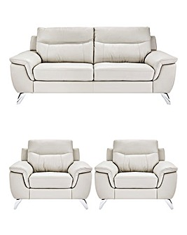 San Remo 3 Seater Sofa plus 2 Chairs