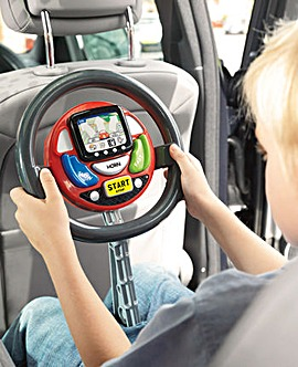 Sat Nav Toy Steering Wheel