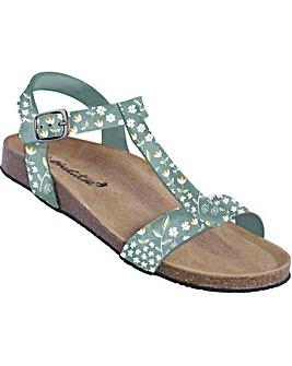 Brakeburn Floral Sandal