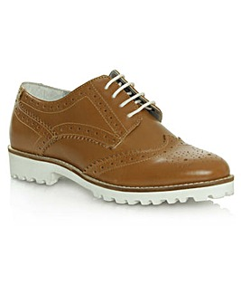 Daniel Haxby Tan Brogue