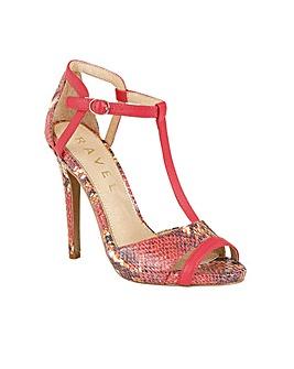 Ravel Mobile ladies stiletto sandals