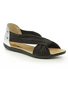 Fly Faya621fly Black Womens Sandal