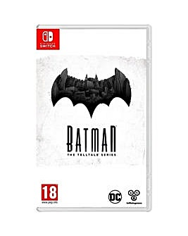 Batman The Telltale Series Switch