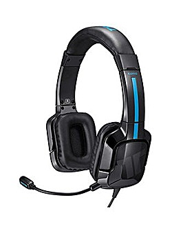 Tritton Kama Black Stereo Headset PS4