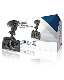 "KONIG 2.4"" Dash Cam 1920x1080, 30fps"