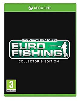 Euro Fishing Sim Collectors Edition XB1