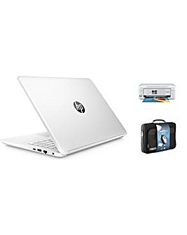"HP 14"" Celeron 4GB 64GB Win 10 Laptop"