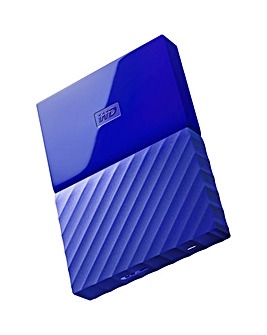 My Passport 3TB USB3.0 Portable Blue