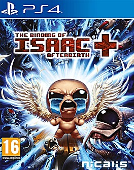 The Binding of Isaac Afterbirth PS4