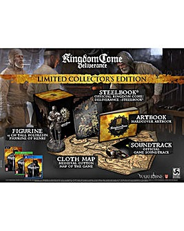 Kingdom Come Deliverance Collectors Edtn
