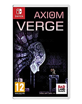 Axiom Verge Standard Edition Switch