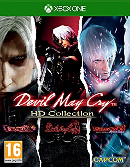 DMC HD Collection Xbox One