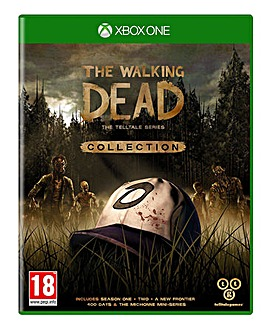 The Walking Dead Series Collection XBONE