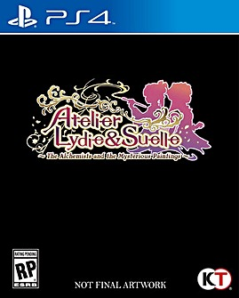 Atelier Lydie and Suelle PS4