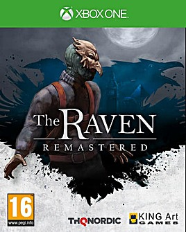 The Raven HD Remastered Xbox One