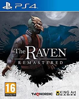 The Raven HD Remastered PS4
