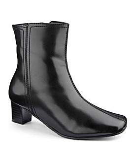 black ankle boots footwear clearance