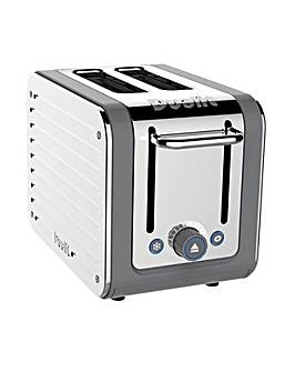 Dualit Architect Grey 2 Slot Toaster
