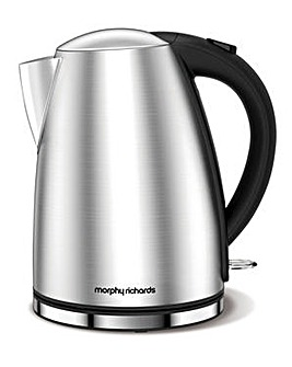 Morphy Richards Accents Steel Kettle