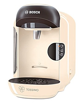 Bosch Tassimo Vivy Cream Coffee Machine