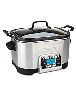 Crockpot 5.6 Litre Digital Slow Cooker