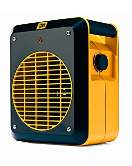 JCB 3kW Upright Workshop Fan Heater