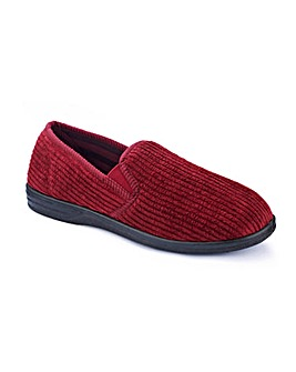 Cushion Walk Mens Slippers Wide Fit