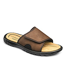 Cushion Walk Touch & Close Mule Sandal