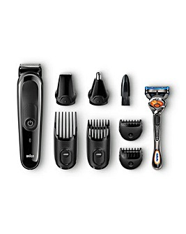 Braun Series 3 8 in 1 Multi Groom Kit
