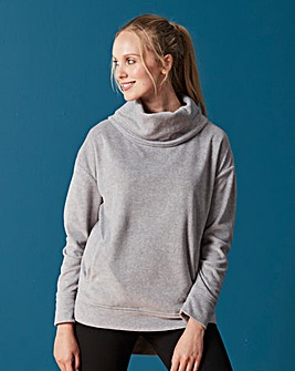 Cowl Neck Fleece