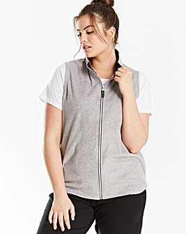Sports Lightweight Fleece Gilet
