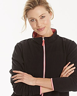 Lightweight Long Sleeve Fleece Top