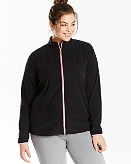 Long Sleeve Fleece Top