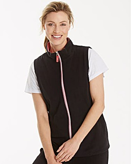 Lightweight Fleece Gilet