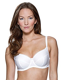 Charnos Everyday FullCup Wired White Bra