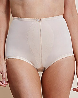 Playtex Control Beige Briefs