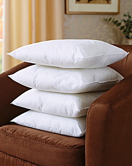 Cushion Pads Pack of 4