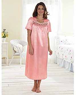 Satin Nightdress 48inch