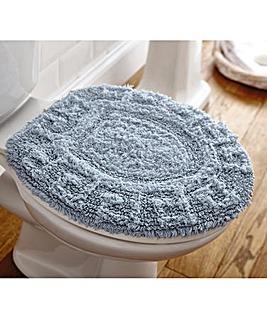 Greek Key Toilet Top
