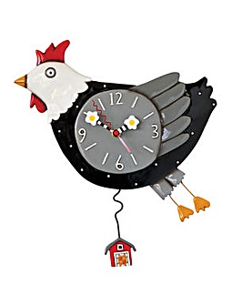 Allen Clocks Flew the Coop