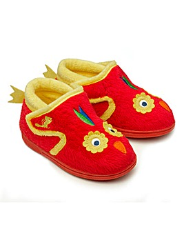 Chipmunks Polly Parrot Slippers