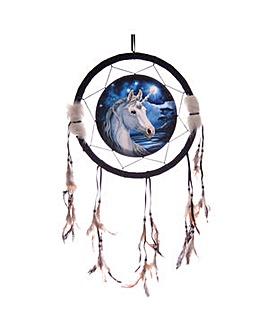 Fantasy Unicorn Medium Dreamcatcher