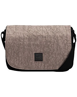Artsac Flapover Shoulder Bag